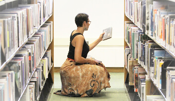 grid image - library 3