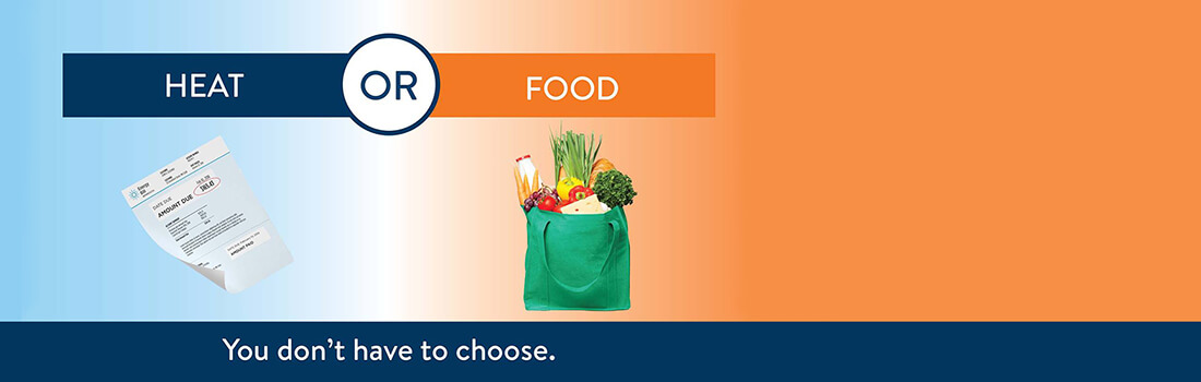 MN Dept of Commerce - Assistance for Energy and Food - Small Banner